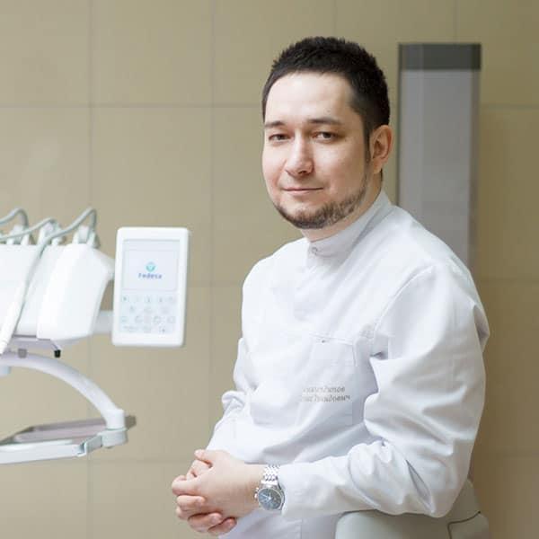 Аймалетдинов Денис Рашидович