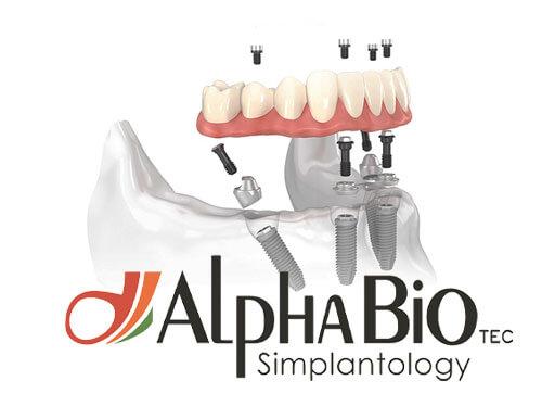 Имплантация зубов Alfa-Bioпо акции