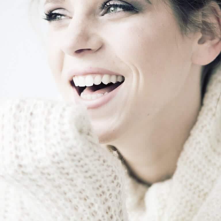 красивая улыбка